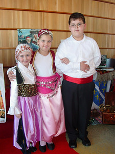 "Bosnian Group ""SEVDAH"" members 2"