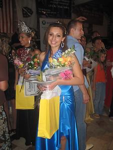 Edina Halilovic (second runner-up)