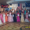 13 girls competed for crown