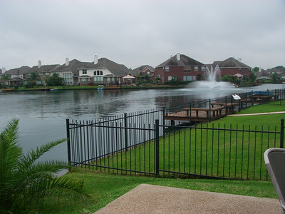Semir's house is located in beautiful subdivision in Houston, TX