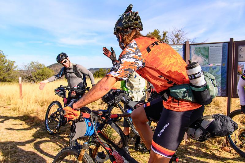 AZ trail race 750 mile group 2018-2