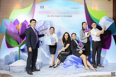 Astra Zeneca | Redefine Lung Cancer event instant print photo booth @ LOTTE HOTEL SAIGON | Chụp hình in ảnh lấy liền tại TP Hồ Chí Minh | Saigon Photobooth