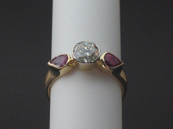 Christine • Engagement Ring