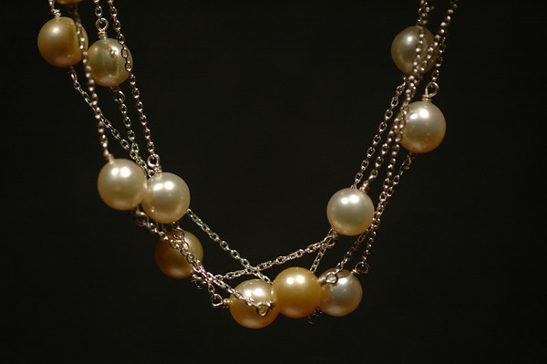 Mary • Modular Pearl Necklace