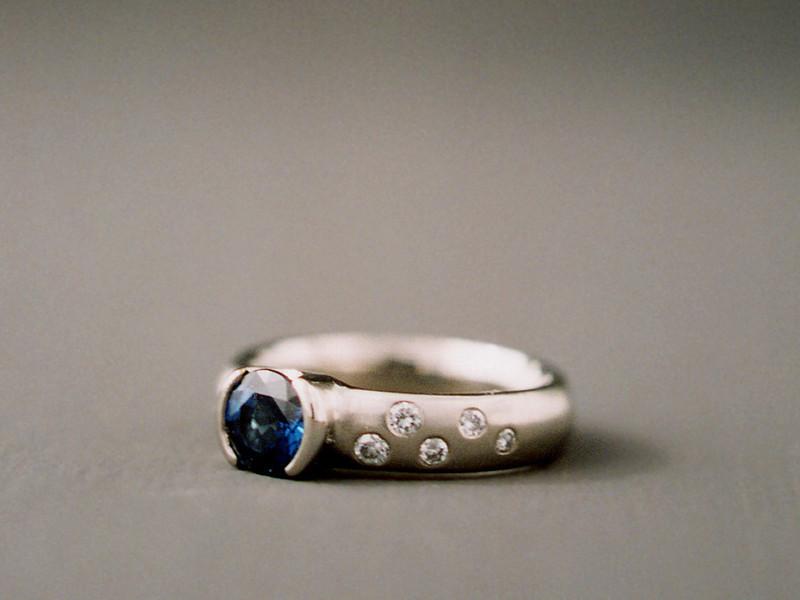 Nathalie • Engagement RIng