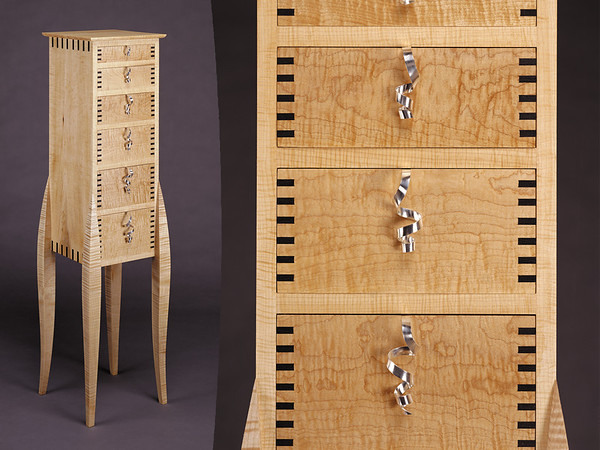 Jewelry Chest • with Bill Bancroft Furniture Design