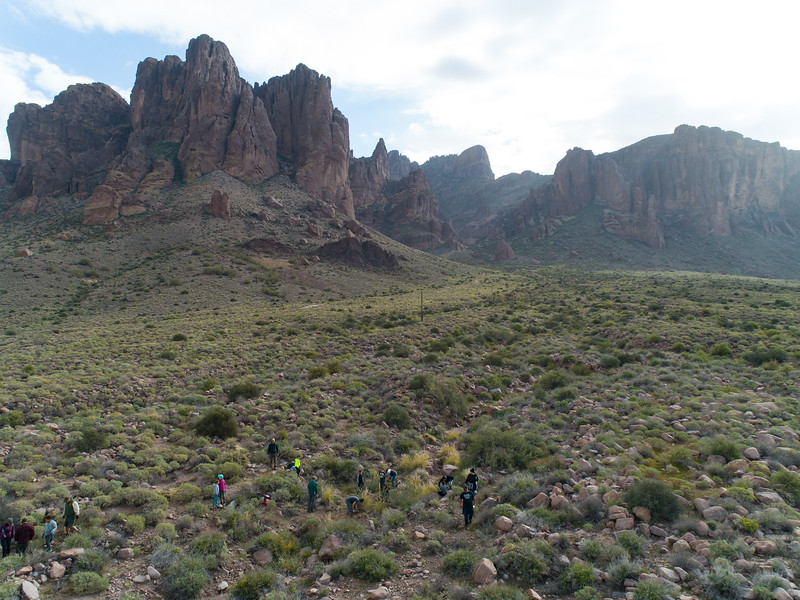 AZ State Parks Family Campout - Lost Dutchman - 11/30-12/2/18