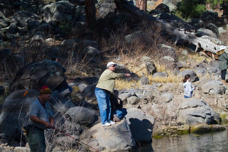 AZ State Parks Family Campout - Fool Hollow - 4/14-15/18