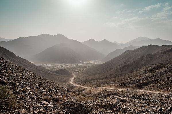 Madha, Oman