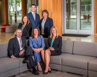 Executive Group Portrait