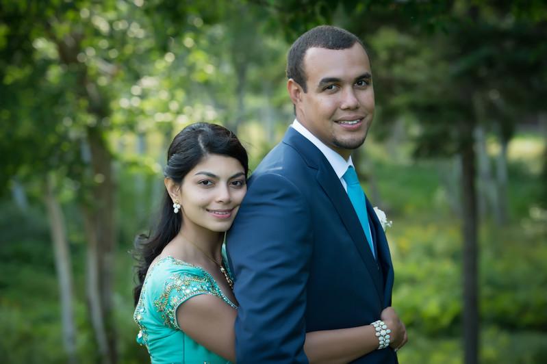 Aafiah & Robert
