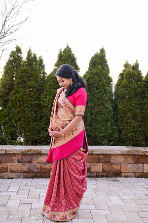 Aaksh & Ami babyshower