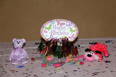 Aanya's 6th Birthday