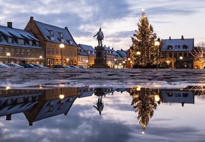 Glædelig jul fra Køge