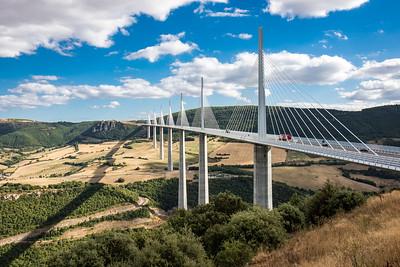 Millau Viadukten
