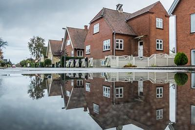 Vores hus ved vandet :-)