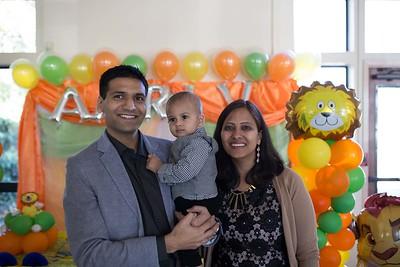 Aariv's Birthday