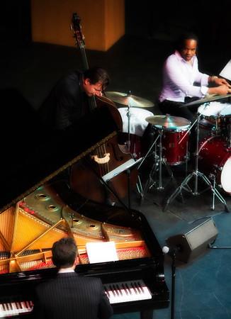 Aaron Goldberg Trio w/ Joshua Redman @ Jazz Bakery -  Moss Theater
