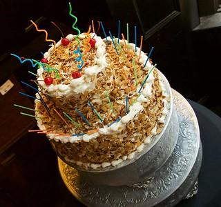 Aaron Kirk Douglas Birthday