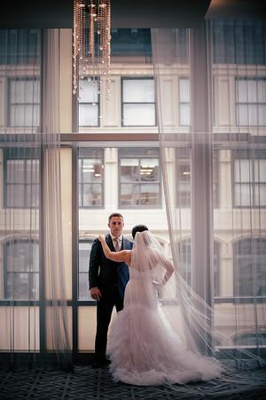 Aaron & Megan _ Portraits