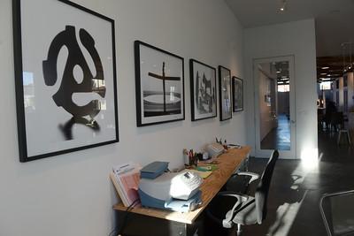 Aaron Rezny and 76 Prince Street Studios - JRC-DailyFreeman