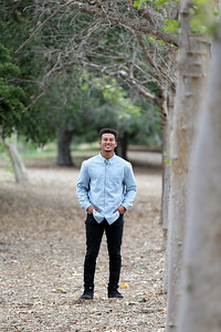 Senior photos for Aaron Richardson at Carbon Canyon Regional Park in Brea, California on May 15, 2016. Photo: Chris Anderson/114Photography