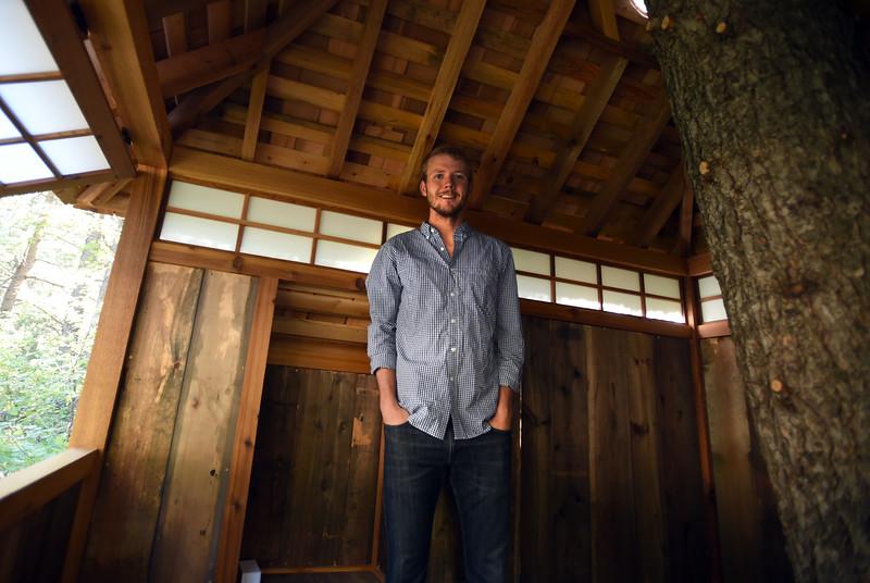 Aaron Smith Custom Treehouse Builder