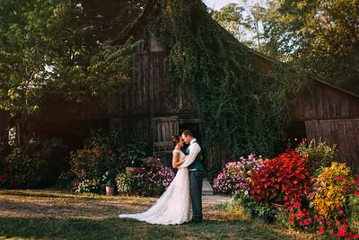 Aaron and Davi Wedding