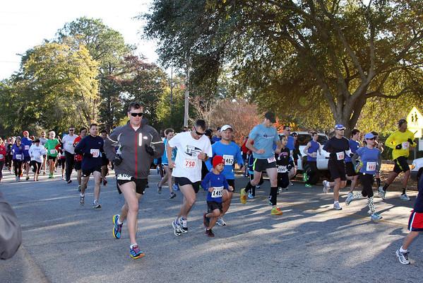 Aaron Blake Reynolds Memorial Run 2012