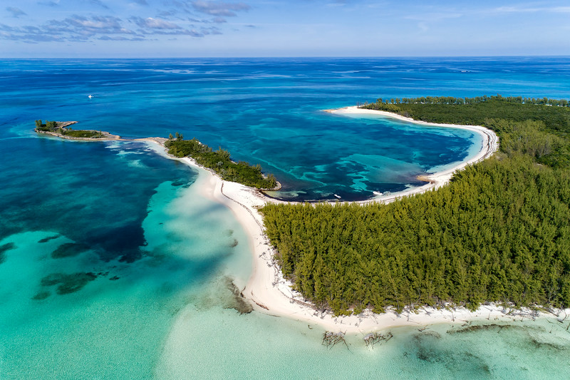 Munjack Cay Aerial