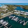Treasure Cay Marina Aerial View 3