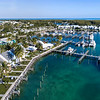 Treasure Cay Marina Aerial View 1