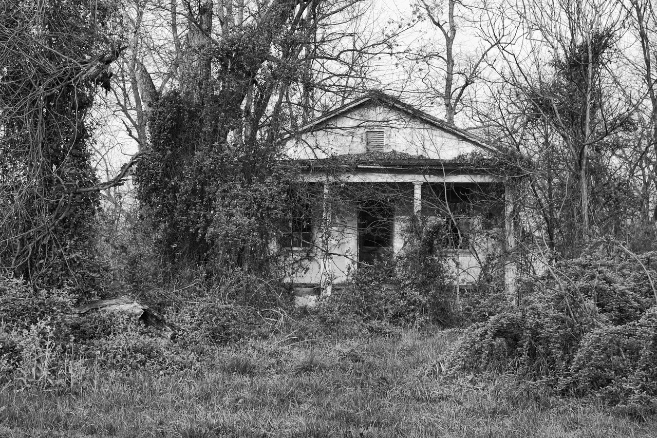 Small Abandoned House