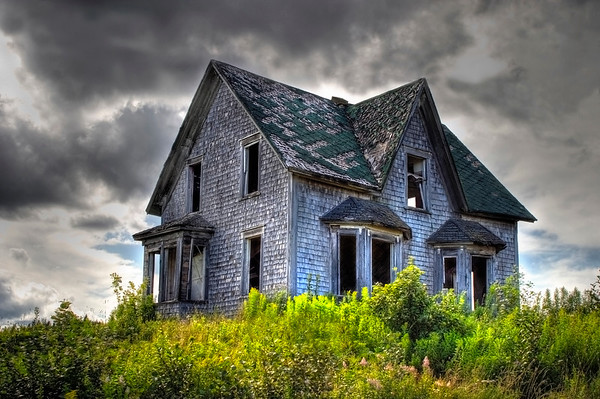 Abandoned House - Rockport, New Brunswick