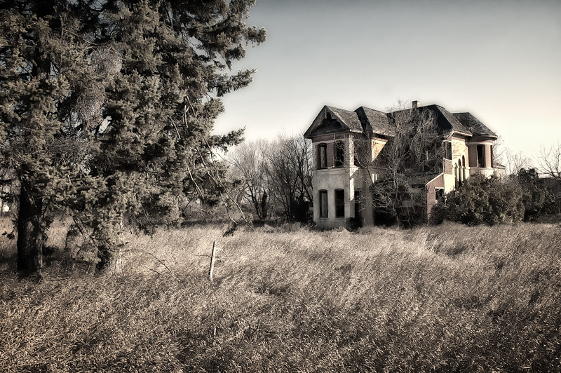 Abandoned House - Carberry, Manitoba