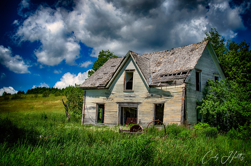 Abandoned House, New Brunswick