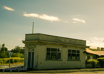 Once was the Corner Store, Tokomaru bay