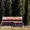 Red Barn near Tolaga Bay.