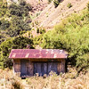 Shed in Rural setting on the way to Ruatoria