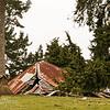 Collapsed House near Waimate Norh
