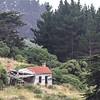 Derelict home Tomahawk Bay Dunedin