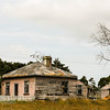 Abandoned home amd shed found in Goerge Road near Tokonui
