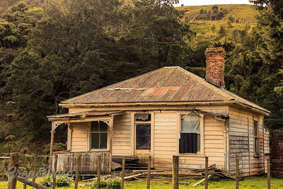 Abandoned near Puhoi