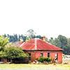 Brick house abandoned , Morpeth