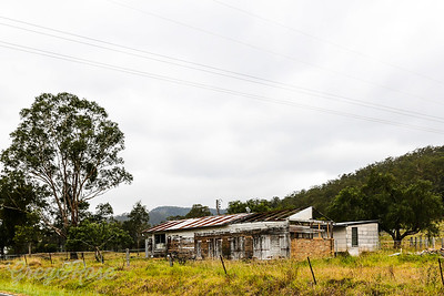 I am tired . Wollombi Rd