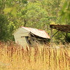 Leaning Shed near Cessnock