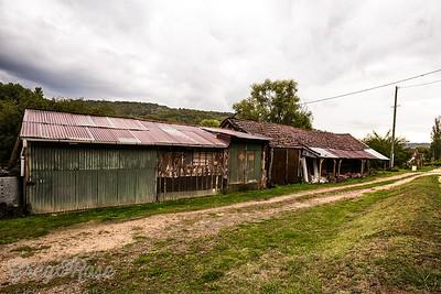 Barn near Montignac