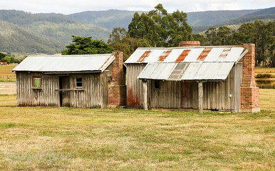On The Way to he Huon Valley.