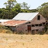 New roof for a degragading Shed , West Tamer , Tasmania