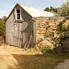 Barn and Wall , Hawley House North East , Tasmania